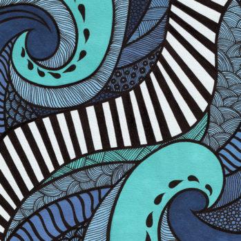 Tidal Print