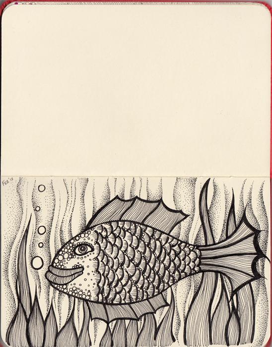 Moleskin page 9-10