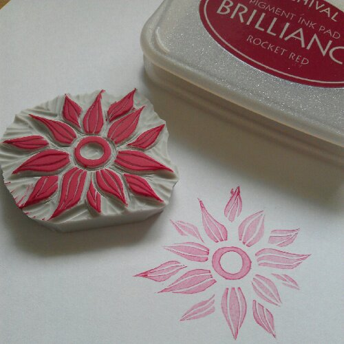 Rubber Stamp Carving III